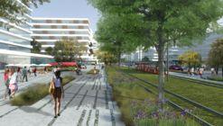 Estación Mendoza: a sustentabilidade como guia para a criação do espaço público