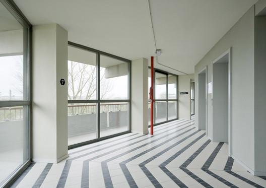 DeFlatKleiburg /  NL architects + XVW architectuur. Image © Marcel van der Burg