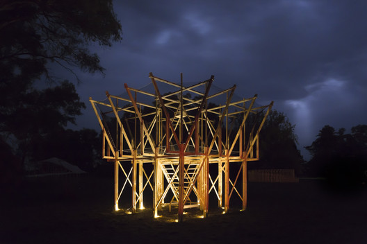 NOPASSANA / IR Arquitectura. Image © Fernando Schapochnik