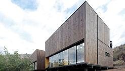 Refugio Alto San Francisco / CAW Arquitectos