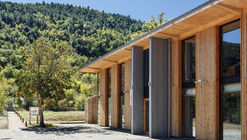 Bastide d'Olette – House of the Regional Natural Catalan Pyrenean Park / INCA Architectes