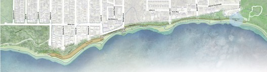 Tottenville Shoreline Protection / Stantec + RACE Coastal Engineering. Image Courtesy of NYC Office of the Mayor
