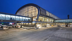 Oslo Airport Expansion / Nordic – Office of Architecture