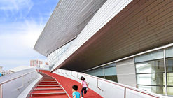 Hongkun Xihongmen Sports Park / Mochen Architects&Engineers
