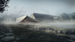 3XN Reveals Design for Extension of Silkeborg Museum