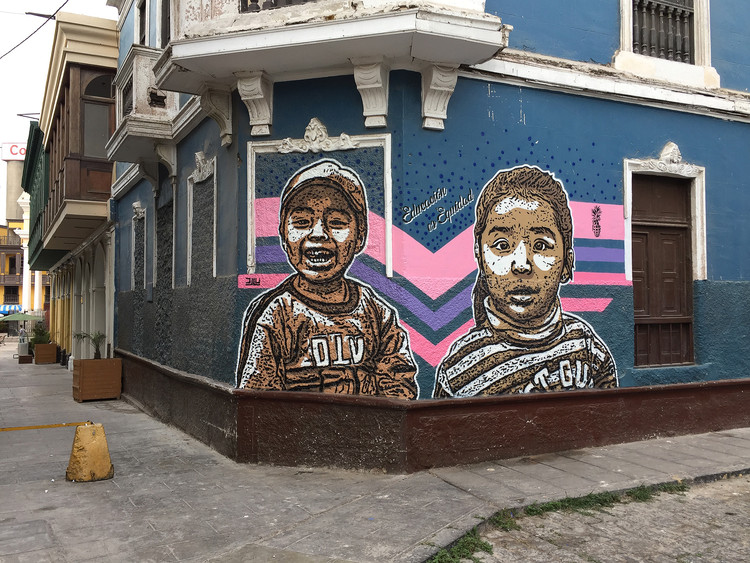 Chalacos se sienten más satisfechos con el espacio público: Encuesta 'Lima Cómo Vamos', Niños Chalacos. Image © Flickr User: warutledge. Licensed under Public Domain