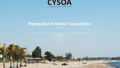 Call for Proposals: Paphos Beach Shelters