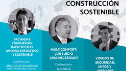 Conferencia 'Aplicación del vidrio en la construcción sostenible'