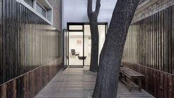 Ying Gallery Renovation / Praxis d'Architecture