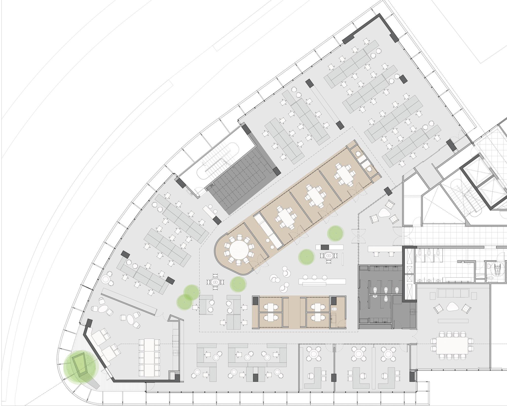 Galer a de oficinas galias arquitectura en estudio - Estudios de arquitectura en bilbao ...