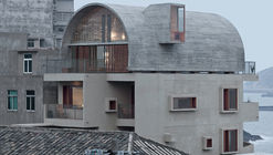 Renovation of Captain's House / Vector Architects