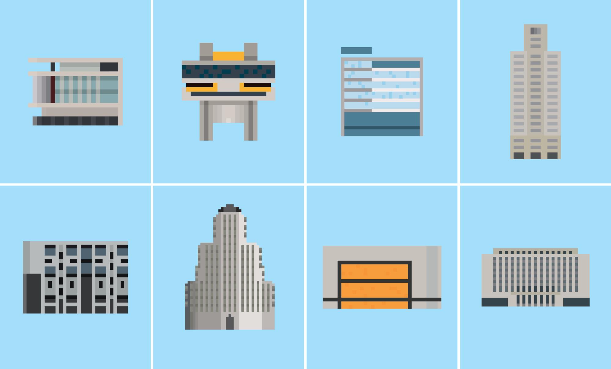 8 cl sicos de la arquitectura moderna argentina ilustrados for Arquitectura sitio web