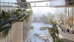 Coldefy Associés and ECADI Win Competition for New Bao'an Cultural Center in Shenzhen