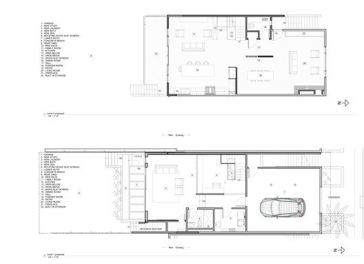 1st / 2nd Level Plans