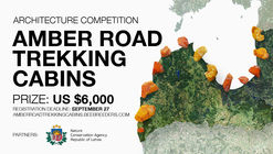 Call for Submissions: Amber Road Trekking Cabins