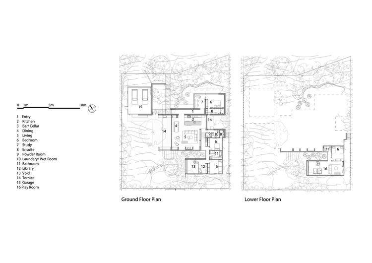 Ground / Lower Plan