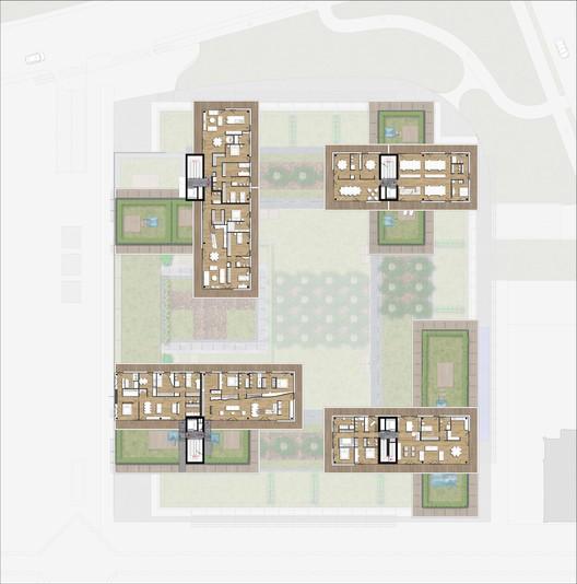 2nd Floor Plan