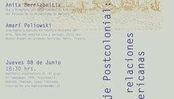 Descubriendo el paisaje chileno. El paisaje postcolonial: imagen y relaciones latinoamericanas