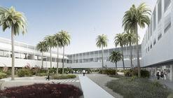 Universidad de Málaga presenta diseño ganador de su futuro pabellón de gobierno