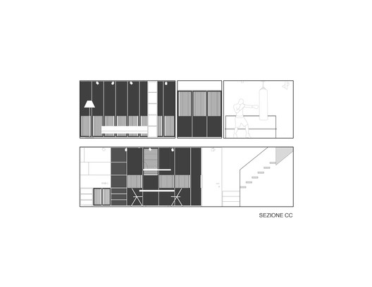Section C-C'