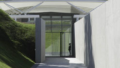 Château La Coste Art Gallery / Renzo Piano Building Workshop