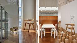 'Da Árbore á Cadeira', la silla como manifiesto arquitectónico en Galicia