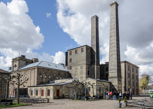 The former Carlsberg Brewery. Image © Flickr user astrid. Licensed under CC BY-NC-ND 2.0