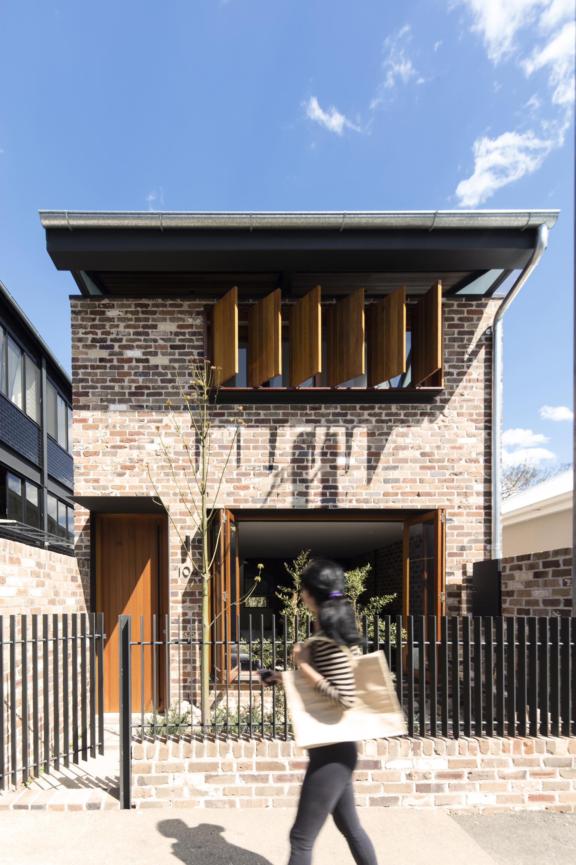 Truss House Carterwilliamson Architects Archdaily