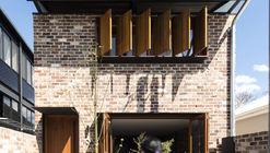 Truss House / Carterwilliamson Architects