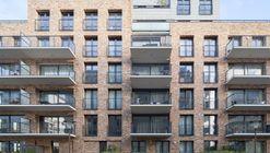 De Halve Maen Apartment Building  / Mecanoo