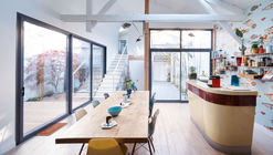 Between Two Patios / OVERCODE architecture urbanism