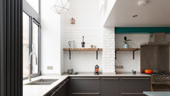 High Kitchen / A-Zero Architects