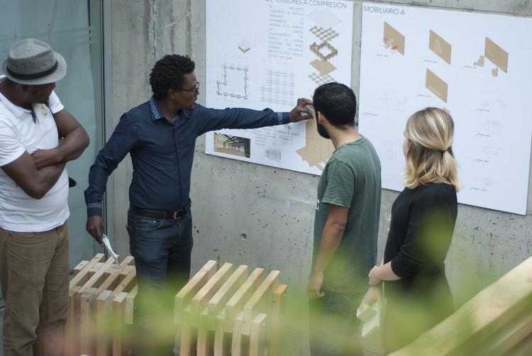 Exposición propuestas . Image Cortesía de Facultad de Arquitectura UDD