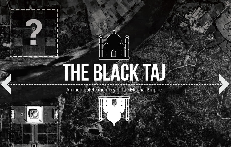 The Black Taj: An incomplete memory of the Mughal Empire | ArchDaily