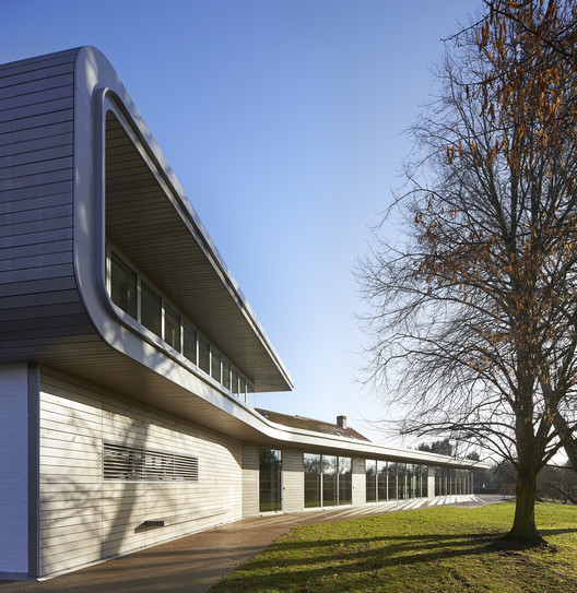 Henry Moore Studios & Gardens  / Hugh Broughton Architects