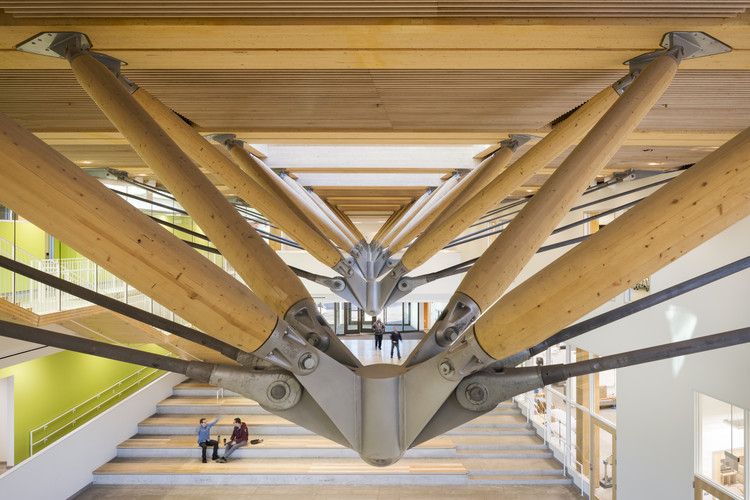 University Of Massachusetts Amherst Design Building