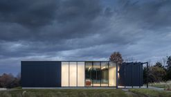 Hudson Valley Guest House / Janson Goldstein