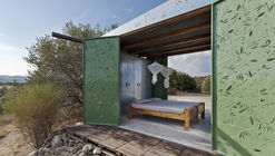 The Olive Tree House  / Eva Sopeoglou