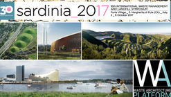 Waste Architecture at Sardinia 2017 Symposium