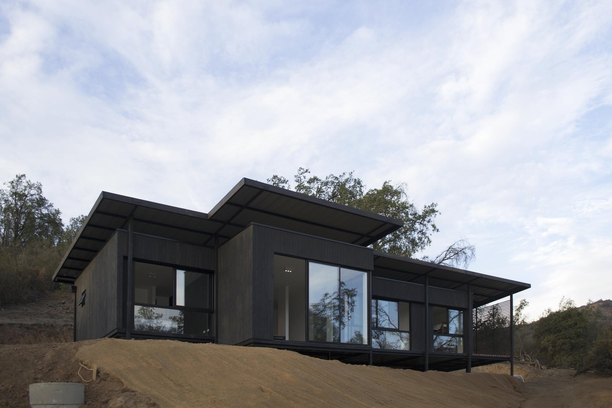 Gallery of majo house estudio 111 arquitectos 3 - Estudio 3 arquitectos ...
