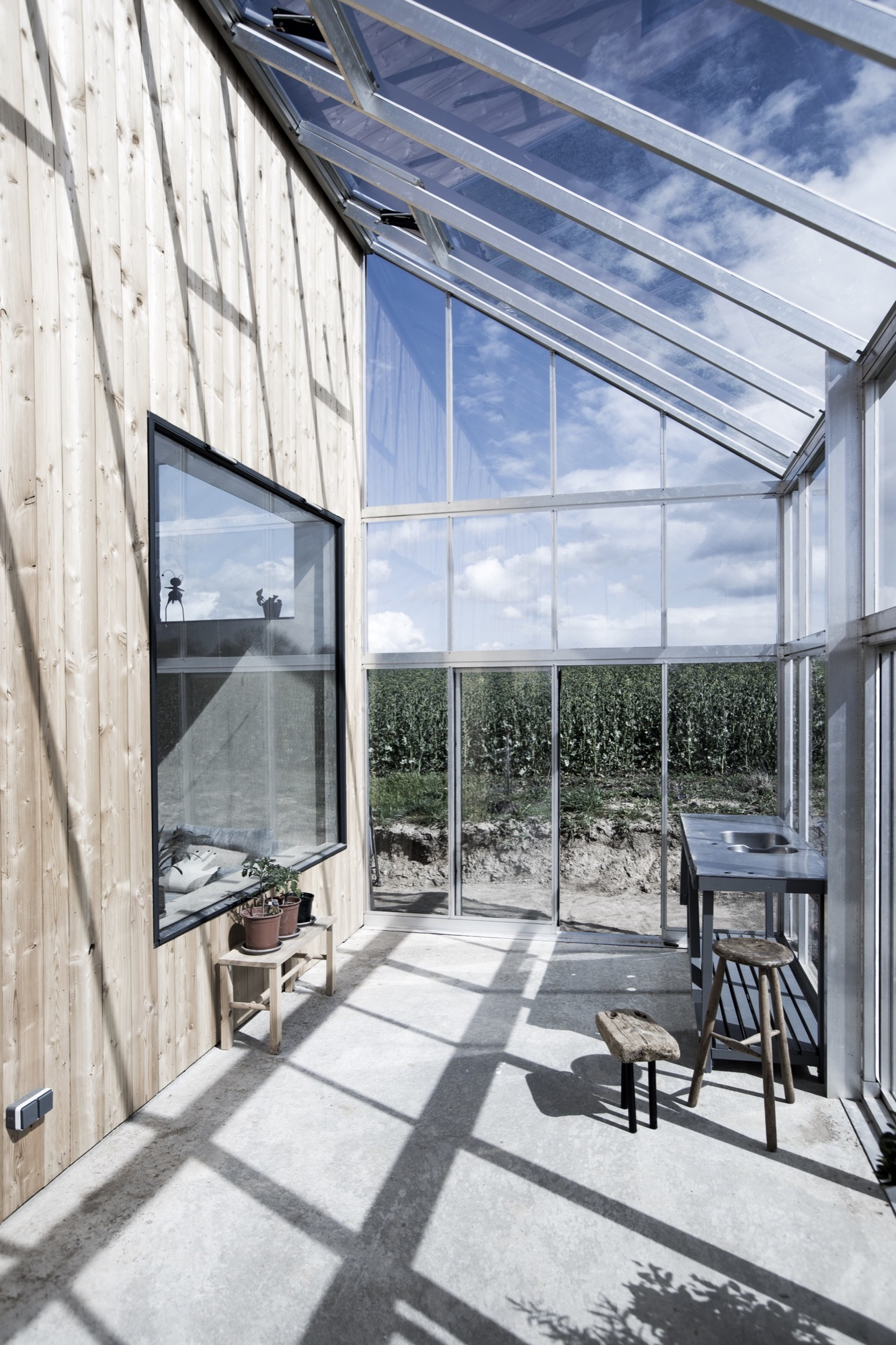 The Green House Sigurd Larsen Archdaily