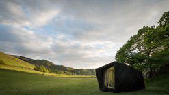 Arthur's Cave / Miller Kendrick Architects