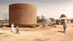 Chapel Proposal in Senegal Uses Local Materials to Unite the Community