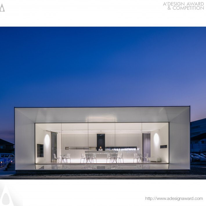 The Cutting Edge by Tetsuya Matsumoto- Platinum A' Architecture, Building and Structure Design Award in 2017. Image Courtesy of A' Design Award & Competition