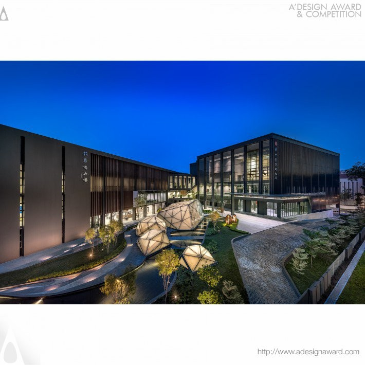 Hc by Lim Koon Park- Golden A' Architecture, Building and Structure Design Award in 2017. Image Courtesy of A' Design Award & Competition