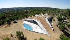 Villa Ypsilon  / LASSA architects