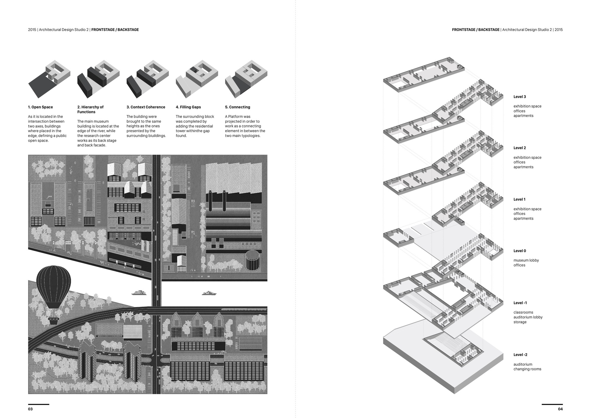 Gallery of the best architecture portfolio designs 38 for Architect directory