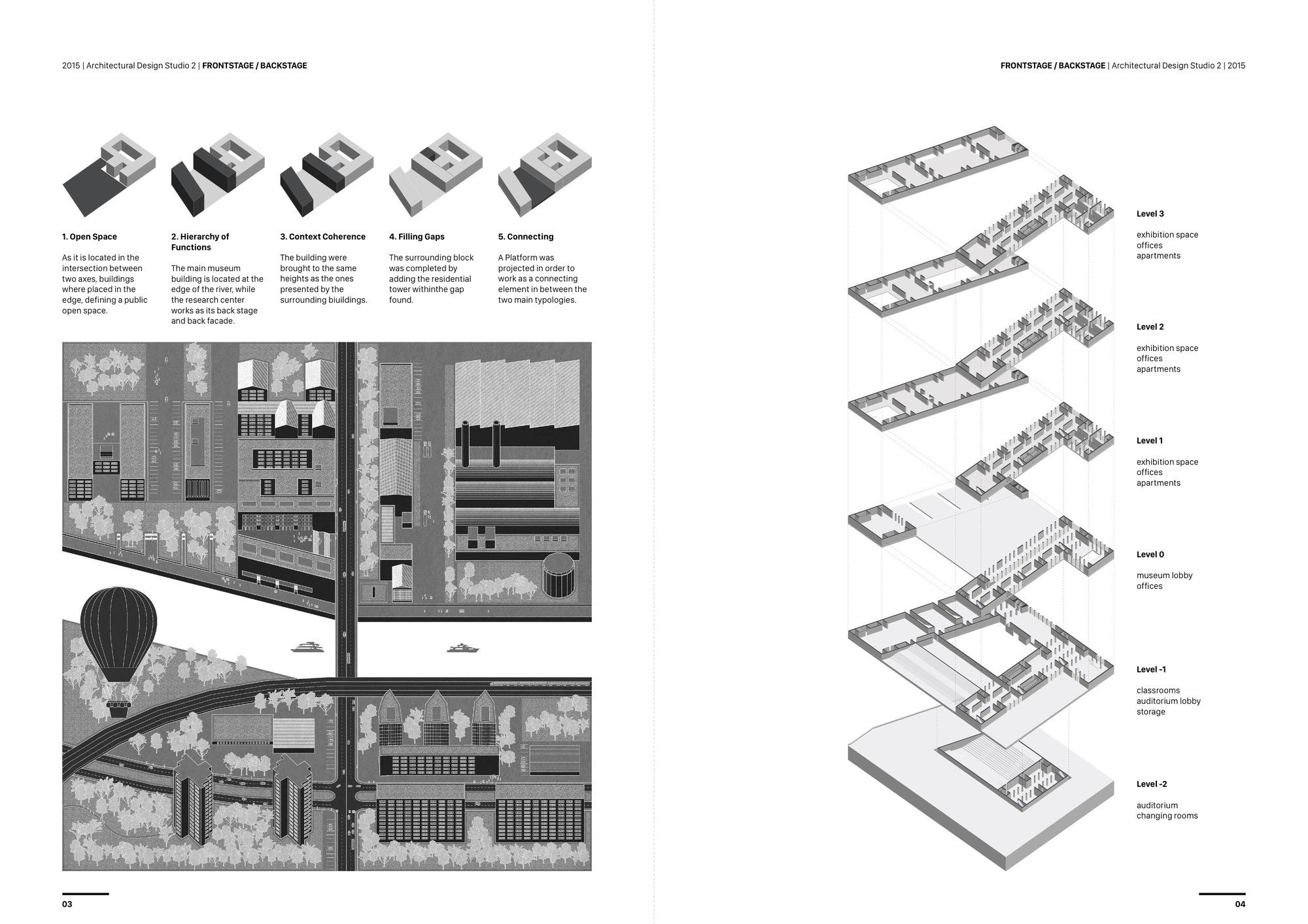 Gallery of the best architecture portfolio designs 38 for Architectural portfolio ideas