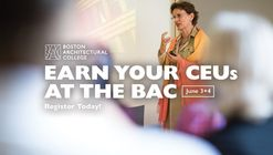 The Boston Architecture Continuing Professional Education Symposium