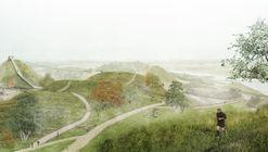 SLA Wins Competition to Design a New Cultural Landscape in Denmark
